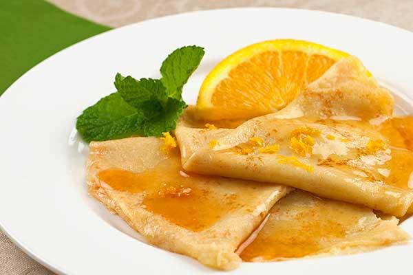 апельсиновый соус рецепт приготовления
