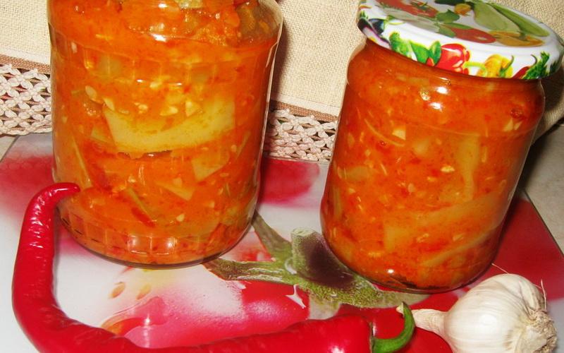 Консервирование салатов на зиму: домашние рецепты с фото