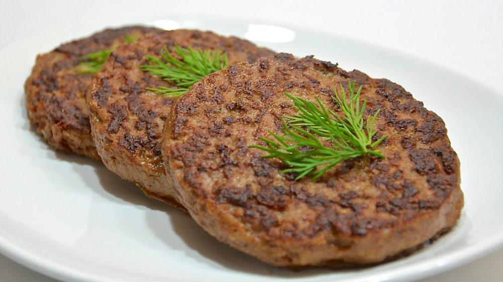 Сочные котлеты из говяжьей печени в духовке: пошаговый рецепт с фото