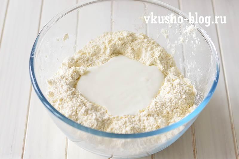 приготовление печенья по Дюкану