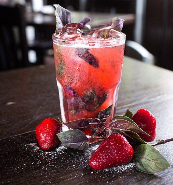 Крепкий коктейль - сок джунглей