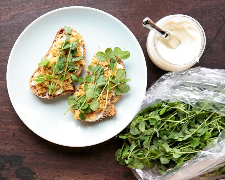 10 невероятных тостов, которые можно есть хоть каждый день. Изображение номер 19