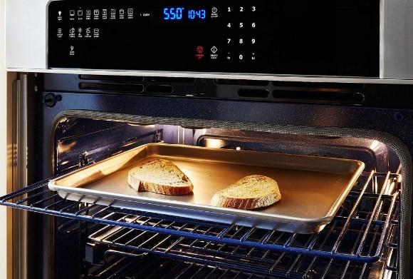 Тосты в духовке