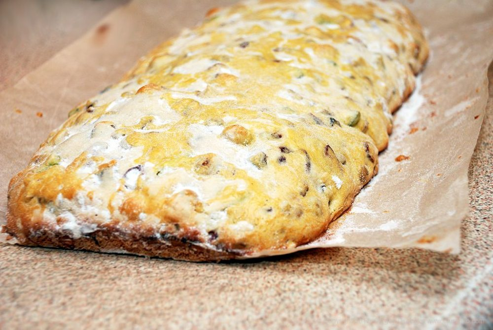 Как приготовить Бискотти — сухое печенье. Шаг 25: испечь печенье