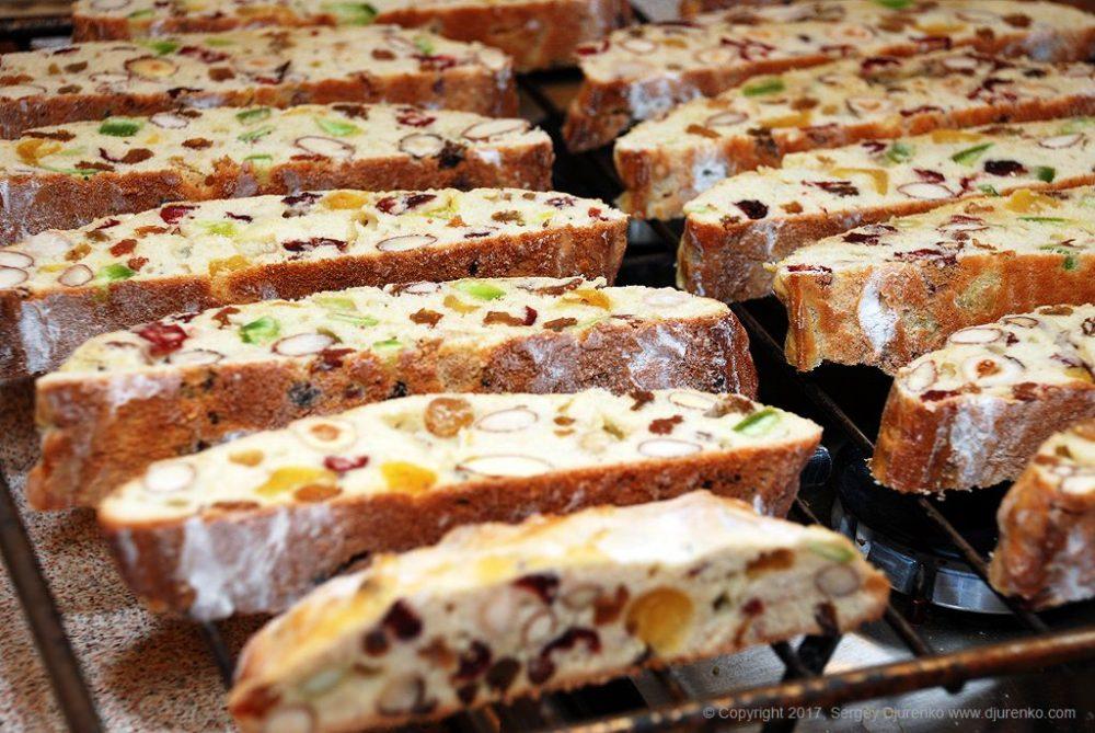 Как приготовить Бискотти — сухое печенье. Шаг 31: разложить нарешетке