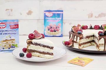 Сметанник классический рецепт торта