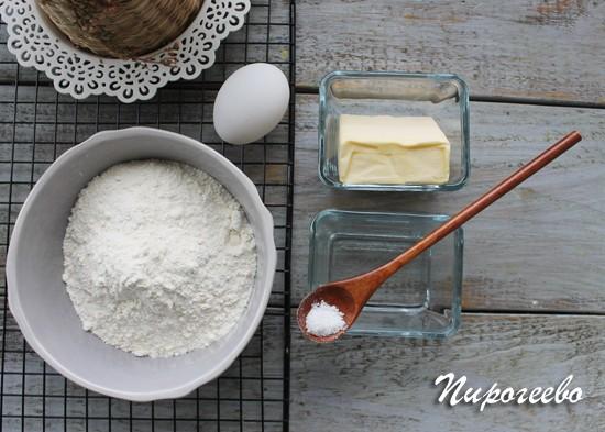 Как сделать тесто для киша