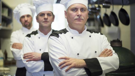 Рецепты от шеф-поваров