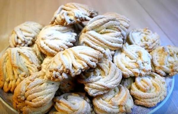 песочное печенье 2