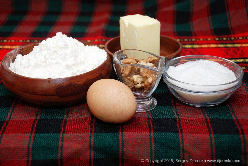 Как приготовить Домашнее песочное печенье. Шаг 1: для песочного печенья