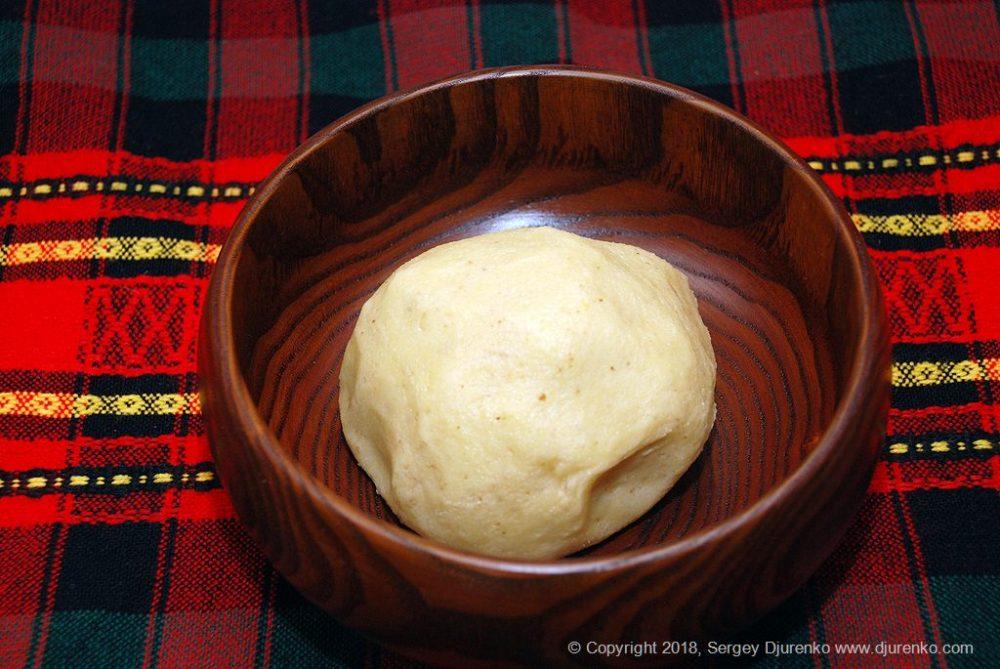 Как приготовить Домашнее песочное печенье. Шаг 11: готовое песочное тесто