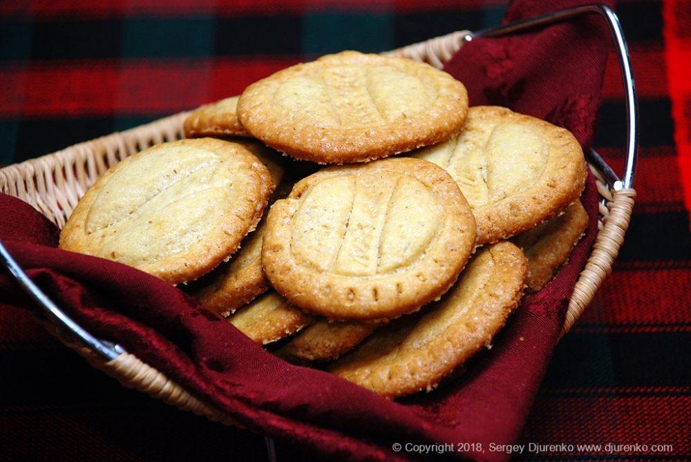 Как приготовить Домашнее песочное печенье. Шаг 19: готовое печенье
