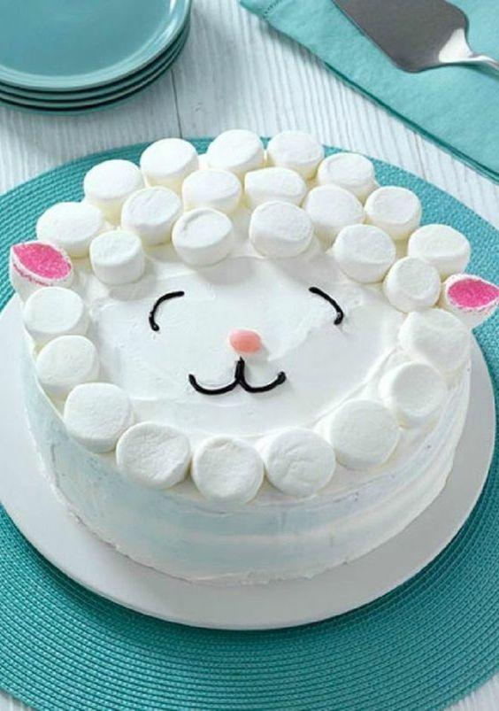 Торт ребенку на день рождения