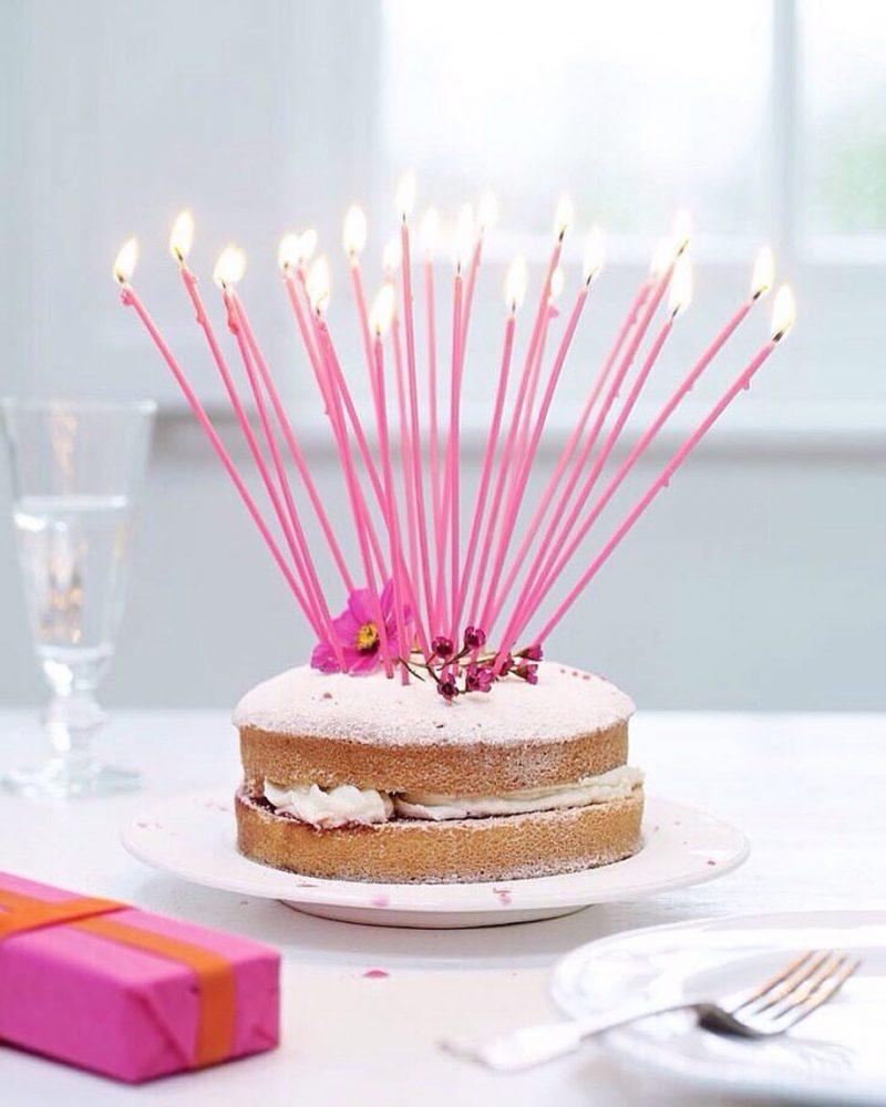Торт ребенку на день рождения простой
