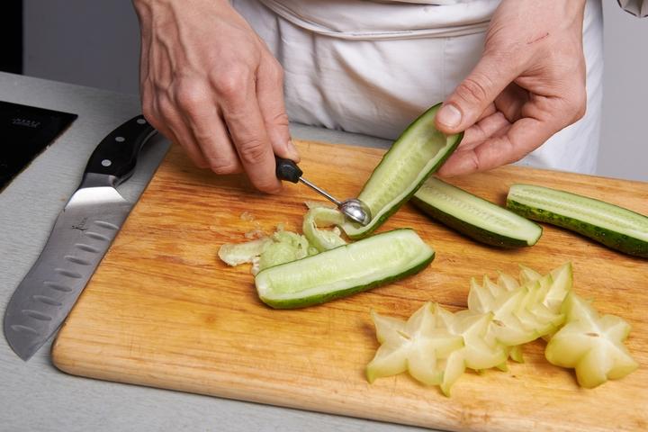 Вкусный салат из индоутки