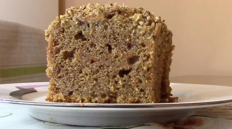 Тыквенный пирог с яблоками и корицей в духовке: простой рецепт