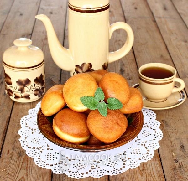 Баурсаки на молоке и на дрожжах - рецепт пошаговый с фото