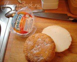 Горячая закуска из жареного риса, сыра и перца - шаг 5