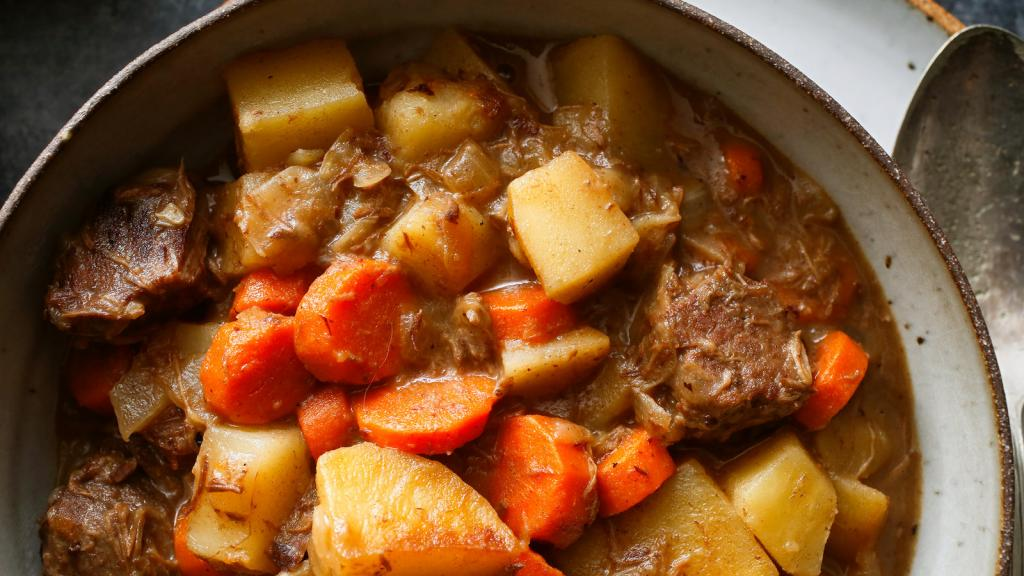 Тушеная картошка с телятиной: вкусные рецепты