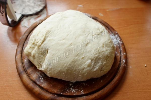 Тесто на шаньги с картошкой