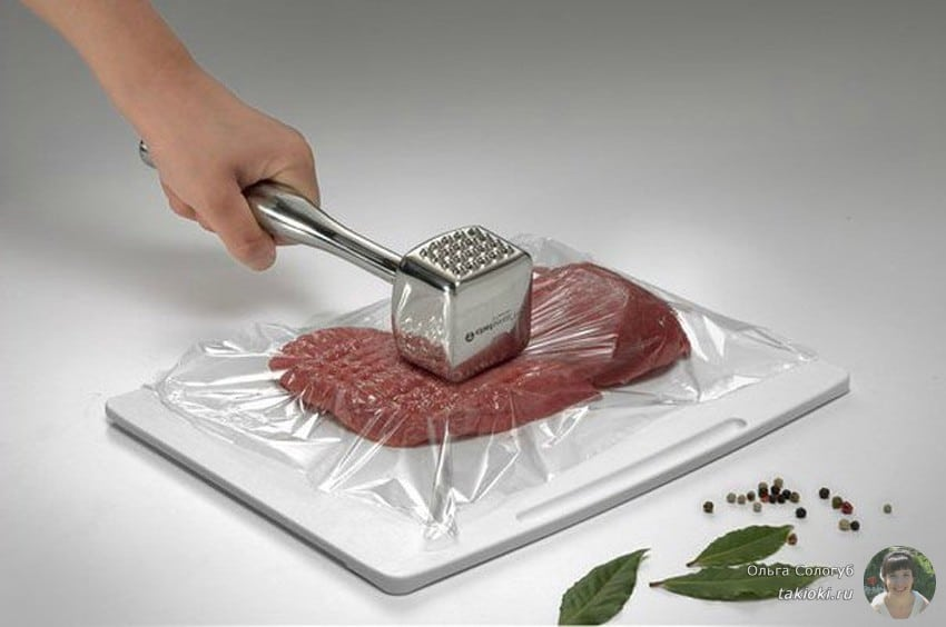 готовим баранину ну сковороде вкусно