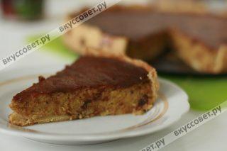 Пирог очень вкусный и проверенный, рекомендую всем-всем любителям тыквенных пирогов:) Приятного вам аппетита