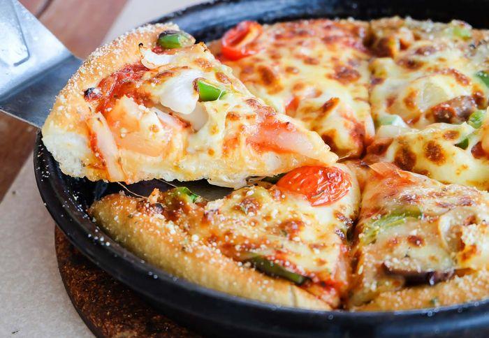 Пицца по Дюкану 3