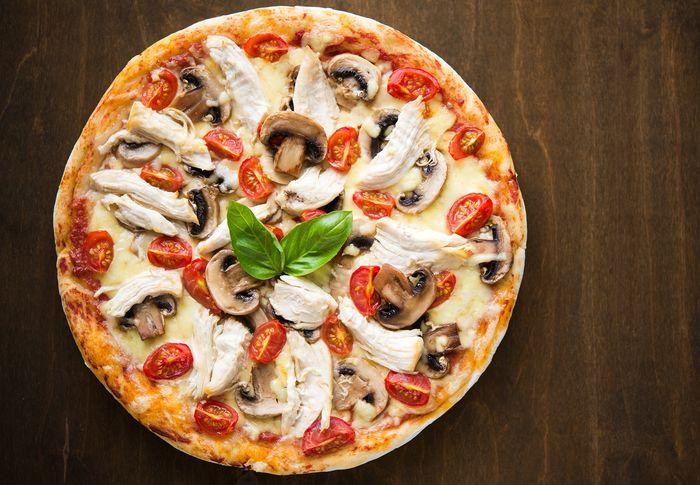 Пицца по Дюкану 4