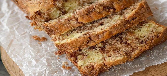 Хлеб бездрожжевой с грецким орехом в хлебопечке