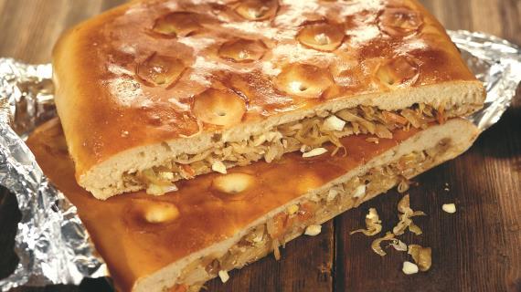 Пироги - рецепты
