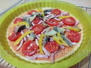 пицца по Дюкану