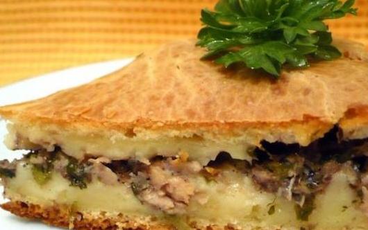 Постная выпечка- Рецепты постных пирогов домашнего приготовления
