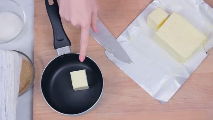 Для приготовления печенья с ммдемс, подготовьте ингредиенты