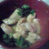 Грудка куриная в пикантном соусе