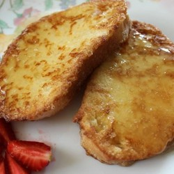 Как поджарить французские тосты?