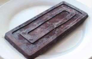 Шоколад по Дюкану - фото шаг 3