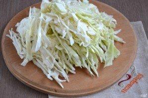 Борщ вегетарианский диетический - фото шаг 3