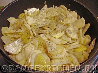 Картофельный омлет по-испански: Фото 3