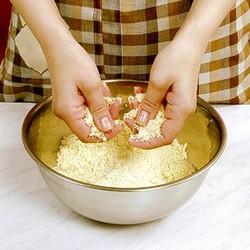 Как замешивать песочное тесто?