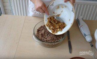 Пирожки в духовке с мясом и другой начинкой - фото шаг 3