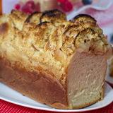 Пирог  с яблоками и штрейзелем