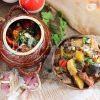 Чанахи со свининой: рецепт и фото